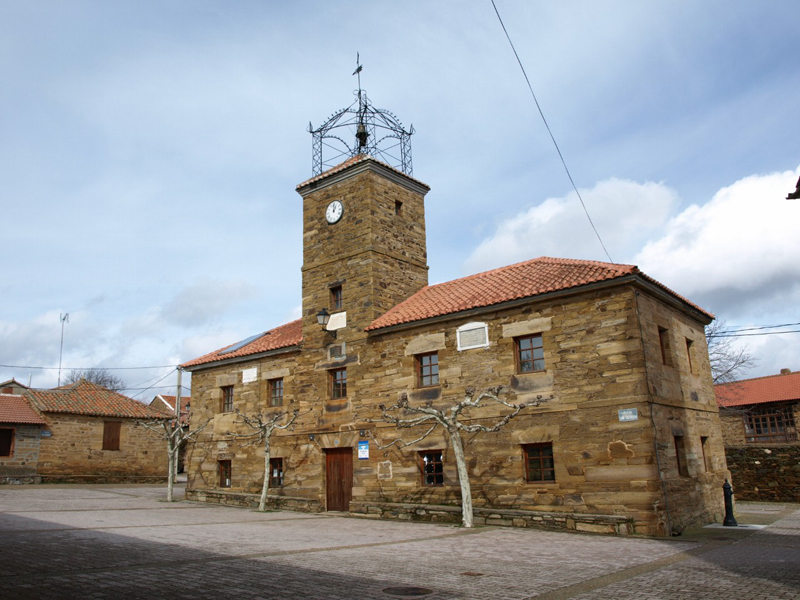 Luyego de Somoza Spain  city pictures gallery : QUINTANILLA DE SOMOZA Ayuntamiento de Luyego